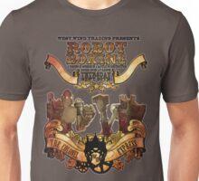 Steam Punk Robot Boxing Unisex T-Shirt