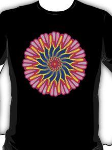Lightning Flower Yolk of the Lightning Flower Folk T-Shirt