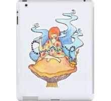 Up High On A Mushroom iPad Case/Skin