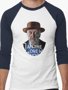 wilfred mott breaking bad Men's Baseball ¾ T-Shirt