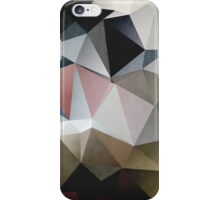 Textured Triangles iPhone Case/Skin