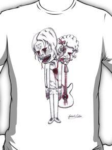 Kurt Cobain's Image of Fear T-Shirt