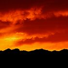Fiery Skies by Fern Blacker