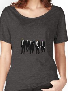Reservoir dogs glasses Women's Relaxed Fit T-Shirt
