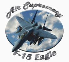 F-15 Eagle Air Supremacy Kids Clothes