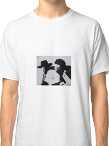 Bruce Springsteen and Clarence Clemmons 2 Classic T-Shirt