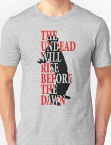 The Undead Will Rise T-Shirt