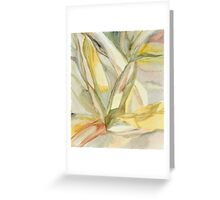 Botanical Inspiration 2 Greeting Card
