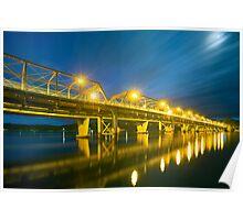 Shoalhaven River Bridge Poster