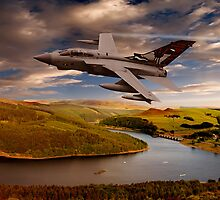 Tornado in the Valley by Nigel Hatton, Derwent Digital Imaging