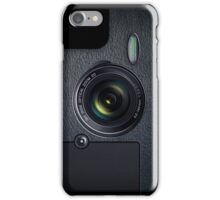 Cre8ive Edge DSLR Style camera iPhone Case/Skin