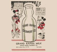 Mickey & Minnie mouse / MILK by Jetti