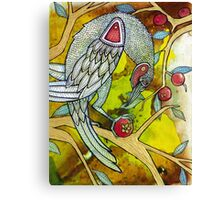 The Berry Thief Canvas Print