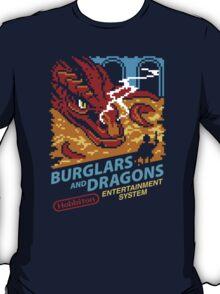 Burglars and Dragons T-Shirt