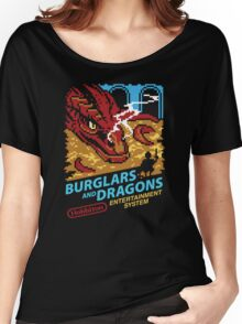 Burglars and Dragons Women's Relaxed Fit T-Shirt