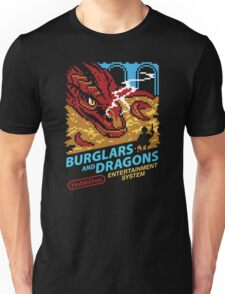 Burglars and Dragons Unisex T-Shirt
