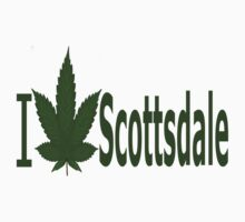 0174 I Love Scottsdale by Ganjastan