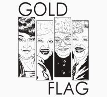 GOLD FLAG by nikolking