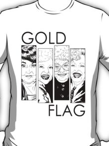 GOLD FLAG T-Shirt
