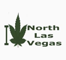 0175 I Love North Las Vegas by Ganjastan