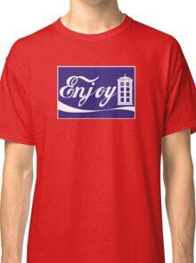 ENJOY TIME TRAVEL Classic T-Shirt