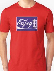 ENJOY TIME TRAVEL Unisex T-Shirt