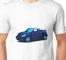 2005 Chrysler PT Cruiser convertible Unisex T-Shirt