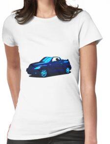 2005 Chrysler PT Cruiser convertible Womens Fitted T-Shirt