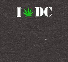 DC (Green Leaf) Hoodie
