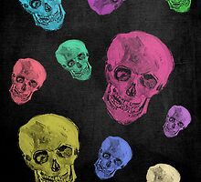 Van Gogh Skull remixed by filippobassano