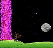 Night of the meteor 2 by Defstar