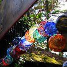 Memories - Blown Glass by Tony Wilder
