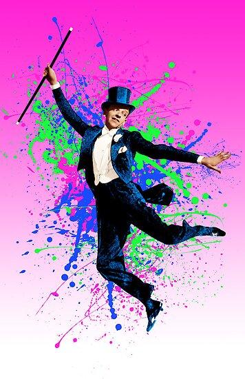 Astaire Fred, still dancing. by sebmcnulty
