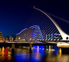 Dublin, Samuel Beckett Bridge by LisaTphoto