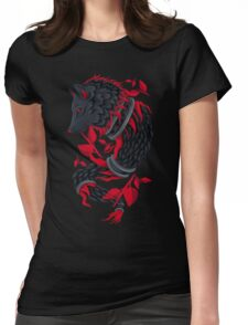 Dacian Draco Womens Fitted T-Shirt