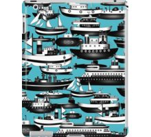 SPLASHYARTYSTORY - ALL ABOUT BOATS iPad Case/Skin