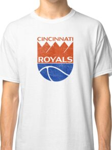 Cincinnati Royals - Distressed Classic T-Shirt