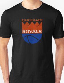 Cincinnati Royals - Distressed Unisex T-Shirt