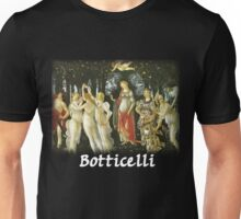 Botticelli – Primavera Unisex T-Shirt
