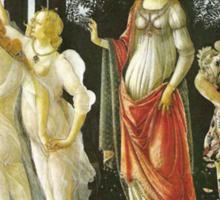 Botticelli – Primavera Sticker