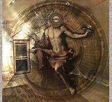 Ayreon - Fan Art The Theory of Everything Part 3 by Peta Duggan