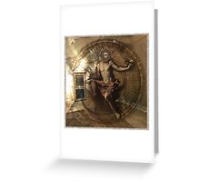 Ayreon - Fan Art The Theory of Everything Part 3 Greeting Card