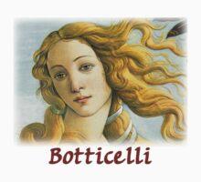 Botticelli - Venus by William Martin