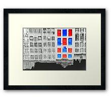 Amsterdam 21 Framed Print