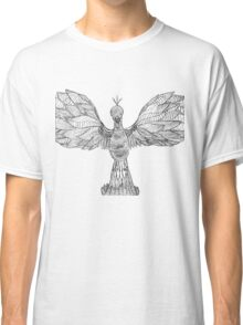 Swirl Bird Classic T-Shirt