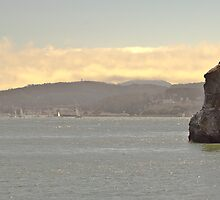 Rock at San Francisco by trarbach