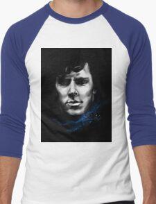 The Name is Sherlock Holmes Men's Baseball ¾ T-Shirt