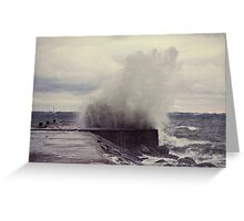 Storm! Greeting Card