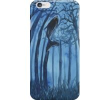 Moby's forest iPhone Case/Skin