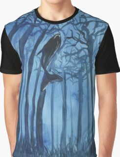 Moby's forest Graphic T-Shirt